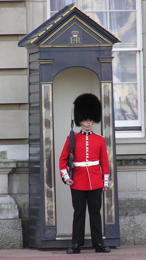 Buckingham Guard 1