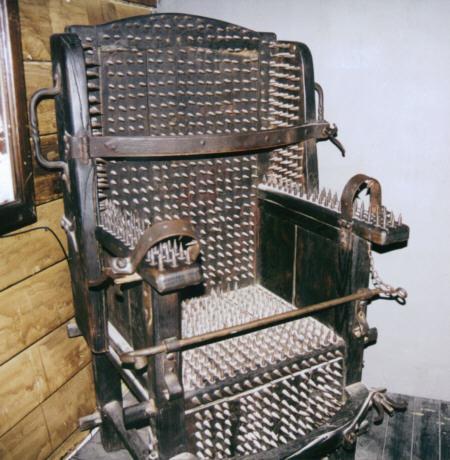 Torturechair